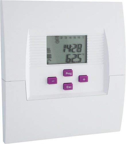 Heizungsregler Heizungssteuerung CETA 106 Temperatur Differenzregelung Solar Heizung Brenner