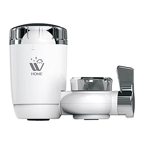 WBM Home Purifier, Tap Water Filter for Sink, White