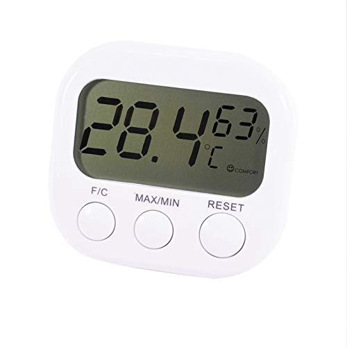 TRIXES LCD-Thermometer-digitales Temperaturmessgerät - LCD-Display