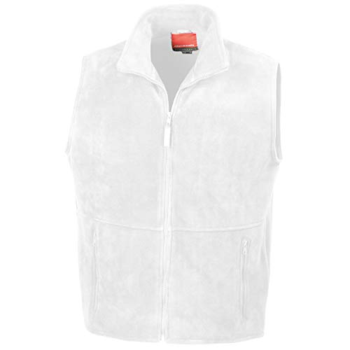 Result Re37a Polartherm Gilet sans Manches XL Blanc