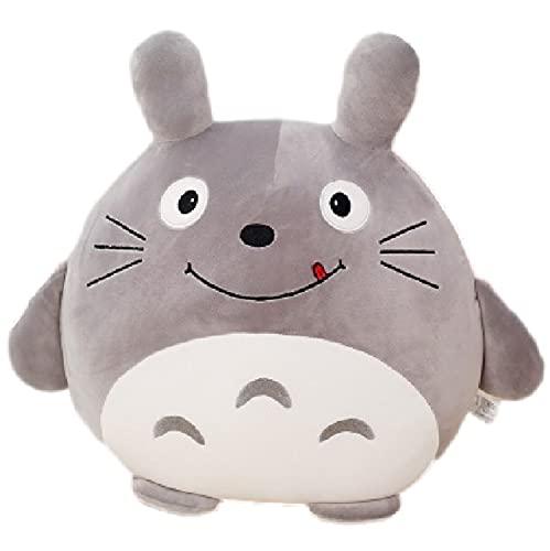 Precioso Juguete De Peluche Mi Vecino Totoro Sacando La Lengua 40 Cm Juguete De Peluche Lindo Muñeco Suave Totoro Bebé Juguetes para Niños Regalo