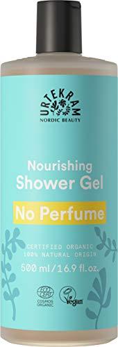 Urtekram No Perfume Shower Gel BIO, für Allergiker geeignet, 500 ml