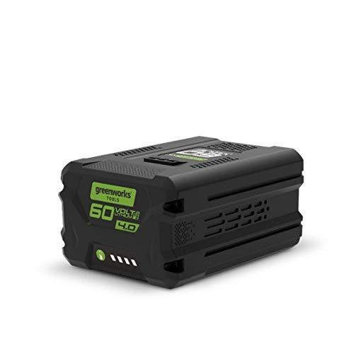 Greenworks 60V Batería G60B4 (batería Li-Ion 60V 4Ah recargable de alto rendimiento...