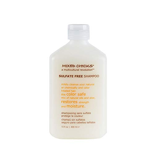 Mixed Chicks Sulphate Free Shampoo, 300 ml