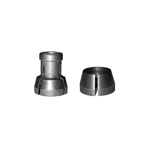 Router Collet 3/8 Inch & 1/4 Inch for Router Tool MW104