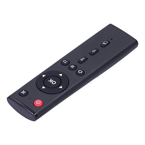 FOLOSAFENAR Reemplazo del Control Remoto Nuevas Piezas del Control Remoto La Distancia es de hasta 10M Acceso del Control Remoto por Infrarrojos a Todos los Botones. para Android TV Box