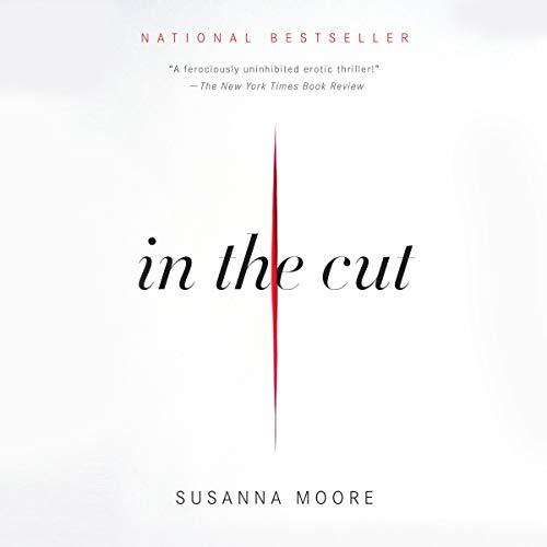 In the Cut audiobook cover art