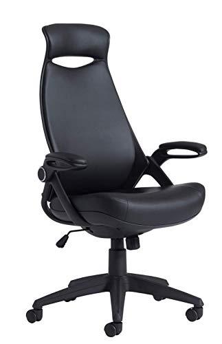 DAMS - Silla de Oficina (Respaldo Alto, Respaldo Alto), Color Negro