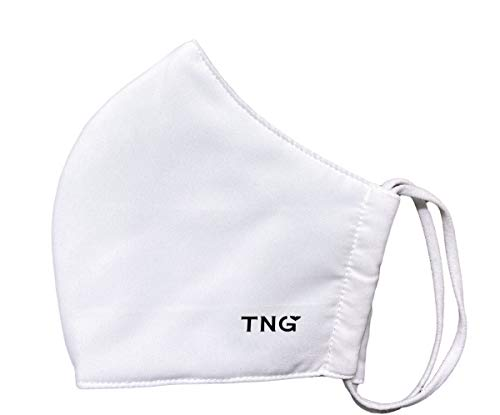 made2trade Hochentwickelte waschbare Nano Mund-und Nasen-Bedeckung - Made by Eliware - in verschiedenen Größen - Gr. L - 4er Pack