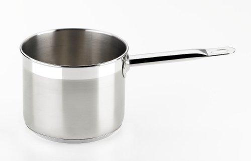 BRA Profesional - Pote, 16 cm, acero inoxidable 18/10