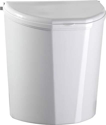 Brunner Pillar XL, Hängender Abfallbehälter, ideal für Wohnmobile und Wohnwagen, einfache Montage, geruchsneutral