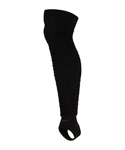 Desconocido W NK Studio Leg Warmer Chauffe-Eau pour Femme Taille Unique Noir/Anthracite