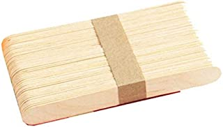 Wooden Popsicle Stick - 50pcs Pack Colorful Natural Wooden Popsicle Sticks  Craft Children Diy Ice Cream ad0eb6654