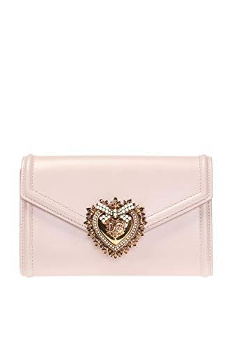 Dolce E Gabbana Cintura Donna Bb6706av89380412 Pelle Rosa