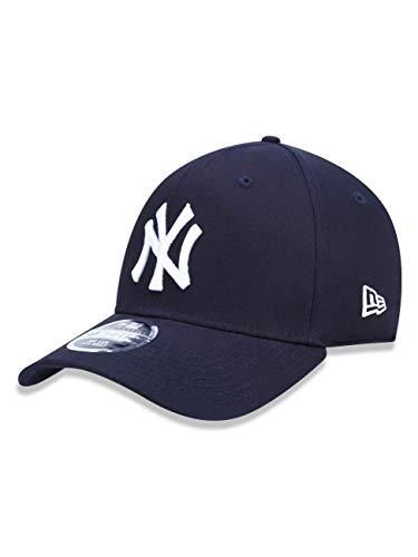 Boné MLB, New Era, Adulto Unissex, Marinho, Único