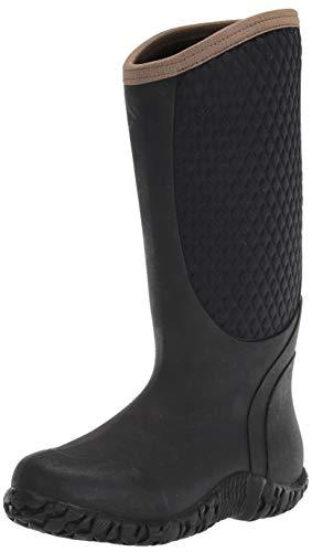 Lacrosse womens Outdoor Knee High Boot, Black/Tan, 11 US