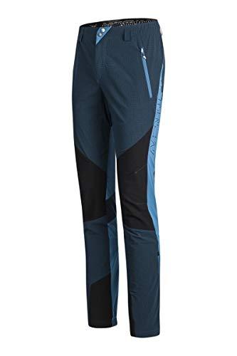 Montura - leichte Herrenhose Mountain Rock - blau, Blau XL