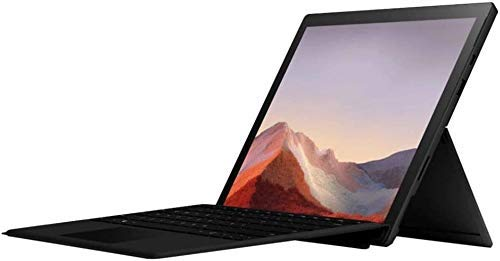 2020 Microsoft Surface Pro 7 12.3' 10th Gen Core i7-1065G7 IRIS 256GB SSD 16GB RAM 2736X1834 12.3' Touch Win 10 Pro (256GB SSD | 16GB RAM | w/Type Cover and Pen)