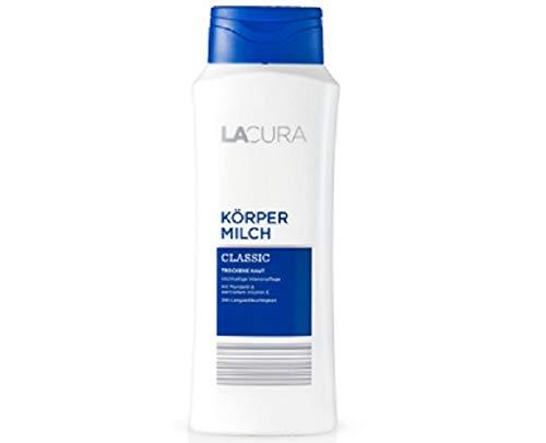 LACURA Körpermilch reichhaltige Intensivpflege für trockene Haut 500ml