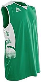 Luanvi Atlas Camiseta de Tirantes Deportiva de Basket, Unisex Adulto
