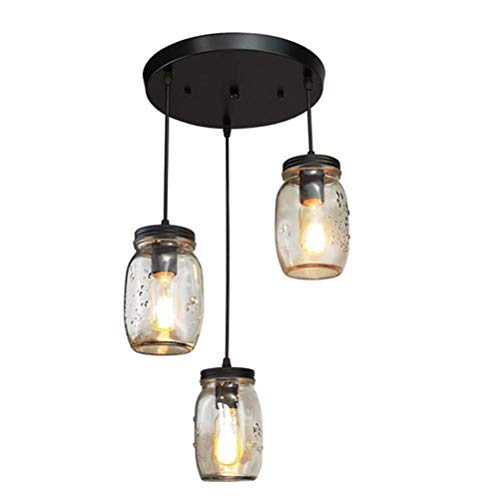 Wandlamp retro wandlamp industriële kunst loft licht vloerlamp industrie hanglamp oude stijl vintage restaurant Corridor, instaplijst, glas ceiling light