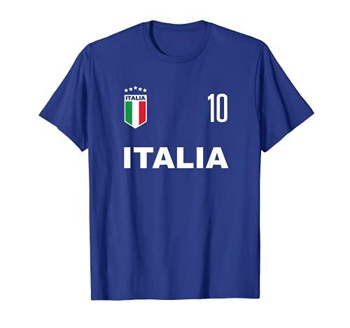 de fútbol de Italia 2020 2021 Equipo de fútbol de Camiseta