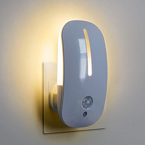110 V 220 V LED nachtlampje infrarood afstandsbediening bewegingsmelder Smart Home nachtlampje auto on/off 11,4 x 5,7 cm EU-stekker 220 V