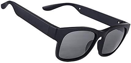 Night Vision Glasses Bone Conduction Bluetooth Smart Sport Headphone Sunglasses Bluetooth Driving Goggles Audio Headset Glasses