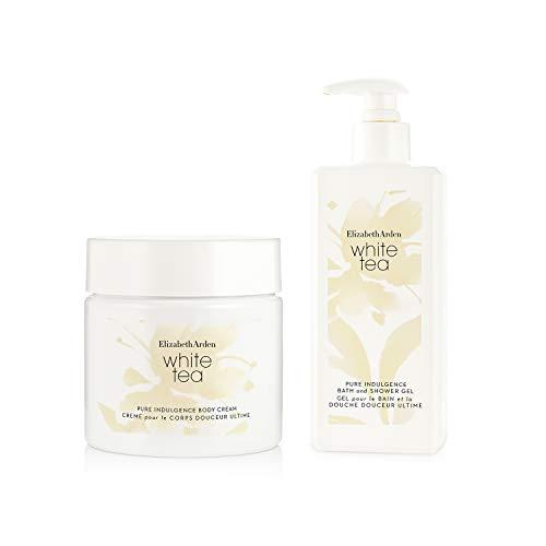 Elizabeth Arden White Tea Body Cream 400 ml + Shower Gel 400 ml