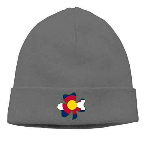Yuanmeiju Colorado Clover Beanie Männer Frauen Performance Watch Hat