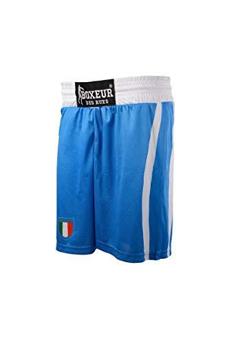 BOXEUR DES RUES - Pantaloncini Donna da Match Federazione Pugilistica Italiana, Donna, L