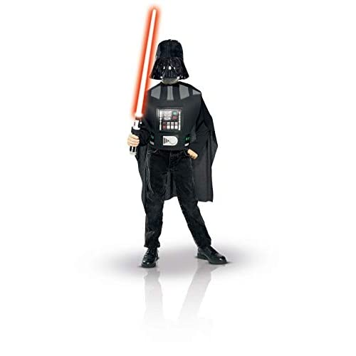 Rubies  3 5207 - Set per travestimento da Darth Vader, Taglia unica