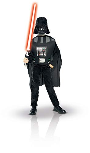Rubies  3 5207 - Set per travestimento da Darth Vader, Taglia unica
