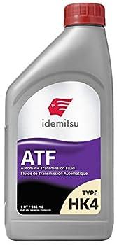 Idemitsu ATF Type HK4 Automatic Transmission Fluid for Hyundai/Kia - 1 Quart