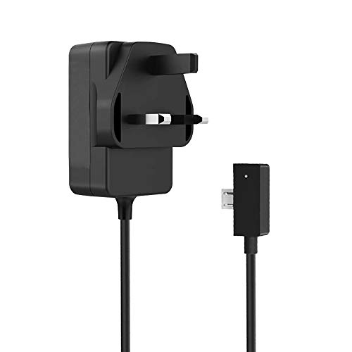 BERLS Surface 3 Charger, 5.2V 2.5A Power Adapter Power Supply for Microsoft Windows Surface 3 Tablet