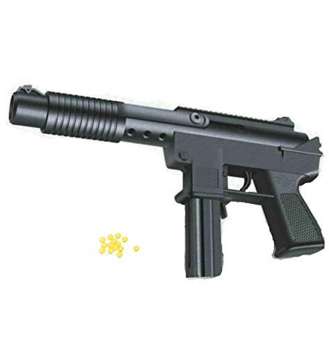 Pistola Giocattolo a Pallini, Armi Giocattolo Mitragliatrice, Calibro 6 mm, Inclusi Dardi, Regalo per Ragazzi