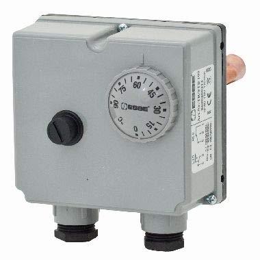 Doppelthermostat ESBE TR/STB 8690200212 von 0 bis 90 °C