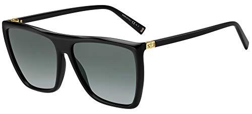 Givenchy Gafas de Sol GV 7181/S Black/Grey Shaded 60/15/145 mujer