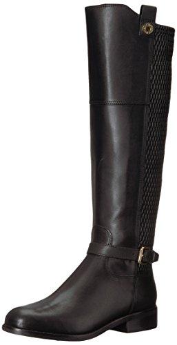 Cole Haan Women's Galina Boot, Black Leather, 9 B US