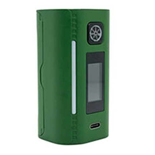 Asmodus Lustro 200w mod (Army Green) - Mod Only - No Nicotine