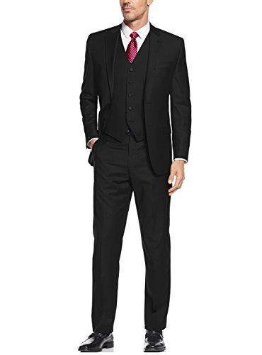 Black Italian Suit - 2