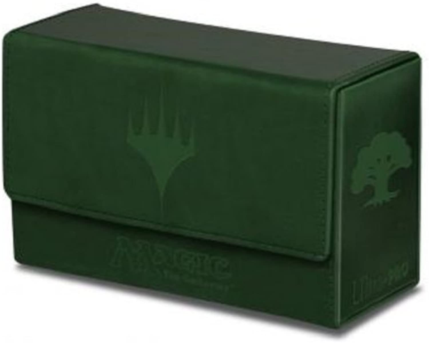 Dual Flip Box Green Mana for Magic by Ultra Pro
