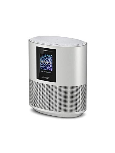 Bose Home Speaker 500 with Alexa Built In – Luxe Silver