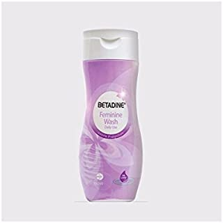 BETADINE FEMININE WASH DAILY USE 300ML