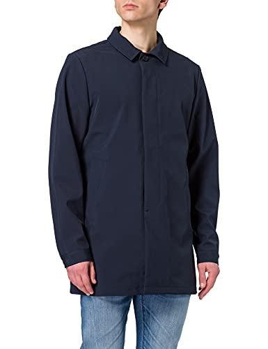 CASUAL FRIDAY Oakland Mac Jacket Chaqueta de transición, 193923_Navy Blazer, XXXL para Hombre
