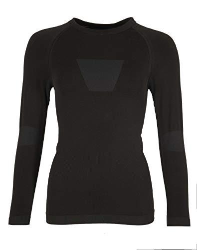 Ternua Camiseta Kay T-Shirt Mujer, Black, M