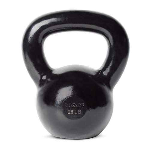 CAP Barbell 25 -Pounds Kettlebell