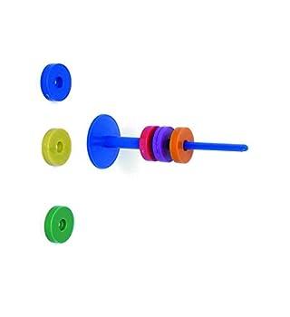 United Scientific Supplies CMSET6 Floating Magnet Set
