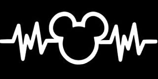 Crawford Graphix Mickey Mouse Heartbeat 6