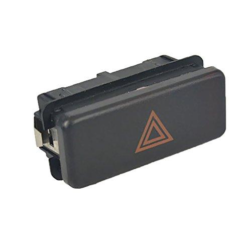 Interruptor de luz intermitente de advertencia de peligro para bmw e31 e34 e36 318i 325i 840i m5